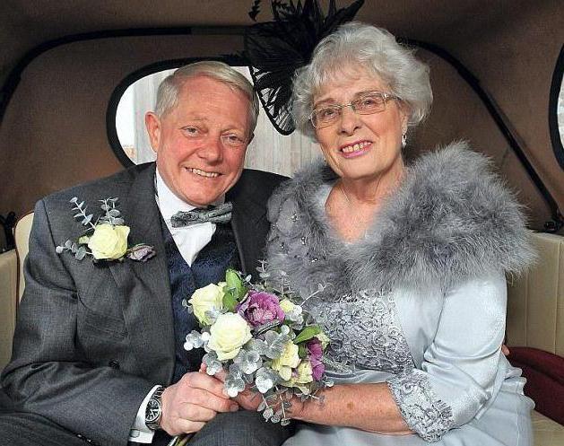 Фото - 40 рік весілля - це яке весілля? Подарунки та поздоровлення на 40 річницю з дня весілля