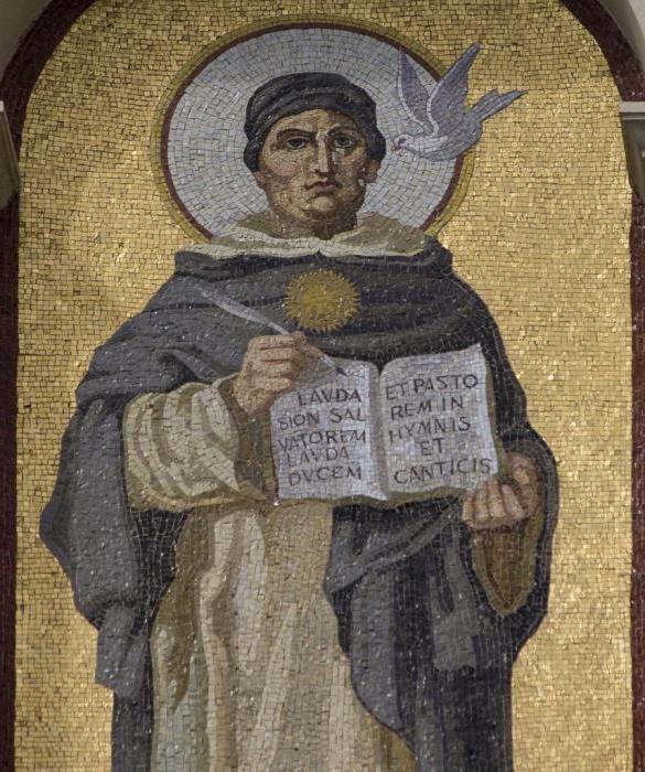 Фома Аквінський 5 доказів буття бога