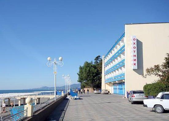 адлер готелі поряд з морем