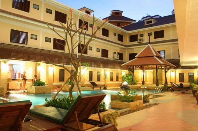 Фото - Aiyaree Place Hotel 3 *, Паттайя: відгуки, фото, опис