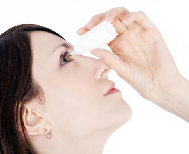Актипол очні краплі інструкція