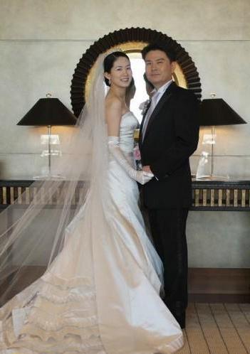 Джіанна чон з чоловіком