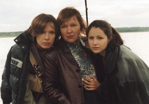 татьяна Колганова діти