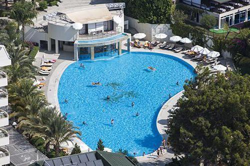 готель alara star hotel 5