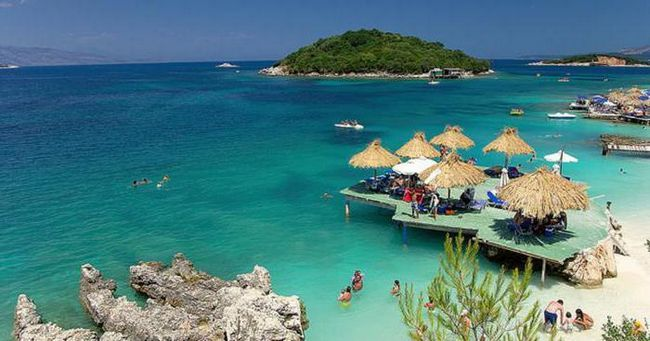 Албанія відпочинок на морі фото