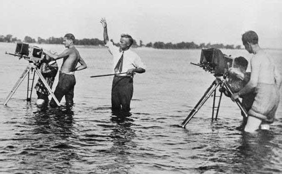 Довженка фільмографія