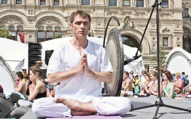 Фото - Олександр Куликов - ваш провідник у світ кундаліні-йоги