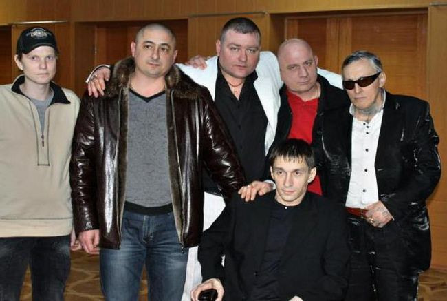 Фото - Олександр Северов - злодій в законі