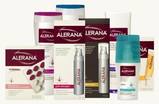 Алерана спрей проти випадіння волосся відгуки