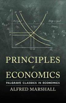 Альфред Маршалл принципи економічної науки