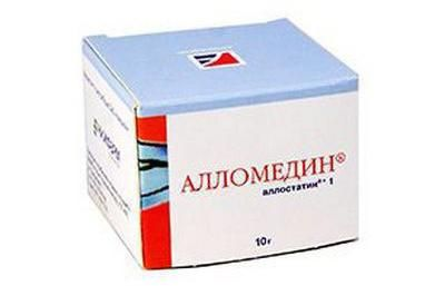 Алломедин гель при ВПЛ відгуки