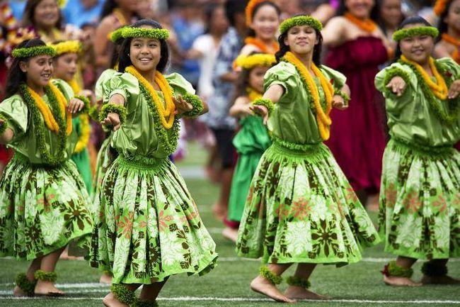 значення гавайського слова алоха