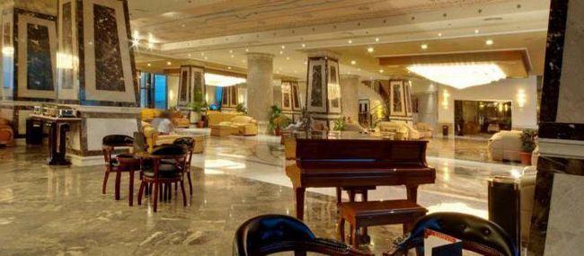 готель amc royal hotel 5 Єгипет Хургада