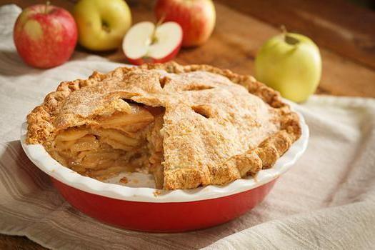 американський яблучний пиріг рецепт класичний