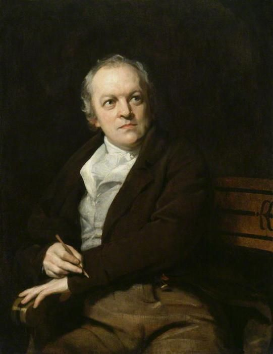 Фото - Англійський поет і художник Вільям Блейк: біографія, творчість