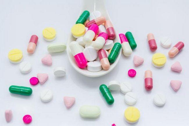 антихолінергічні препарати
