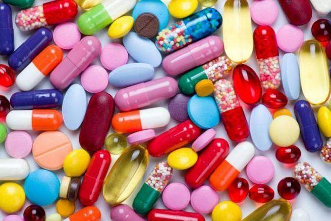 препарати антихолінергічної дії