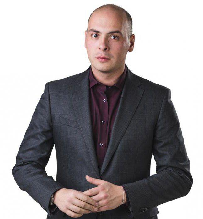 Антон Привольнов біографія