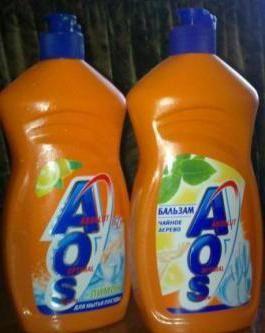 миючий засіб АОС ціна