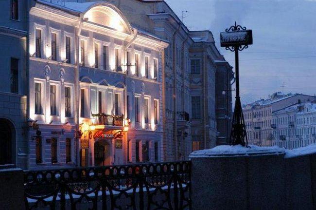 Апарт - готель: Санкт петербург