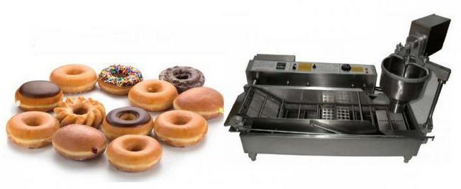 апарат для приготування пончиків в домашніх умовах