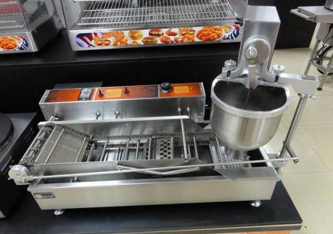 апарат для приготування пончиків ціна
