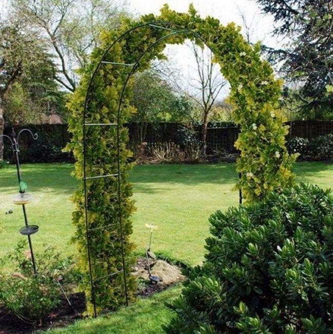 арки для саду фото
