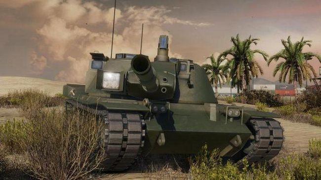 armored warfare огляд