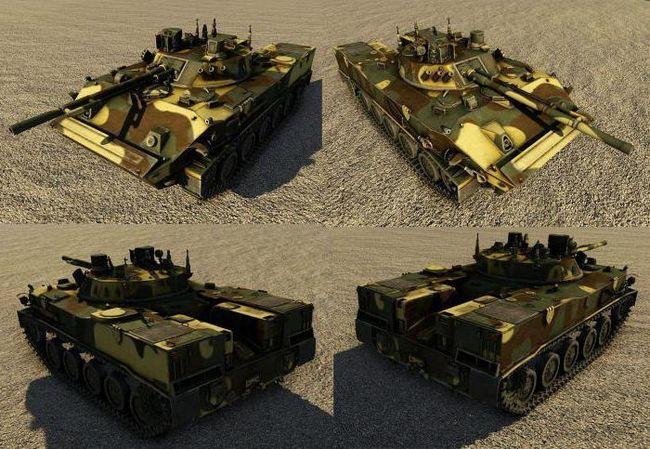 armored warfare армата