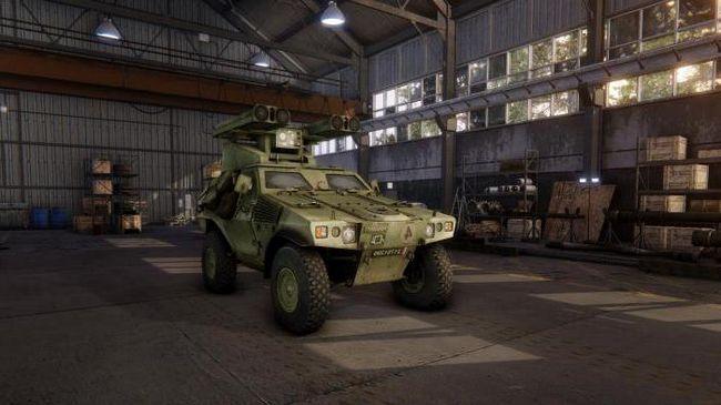 armored warfare танки