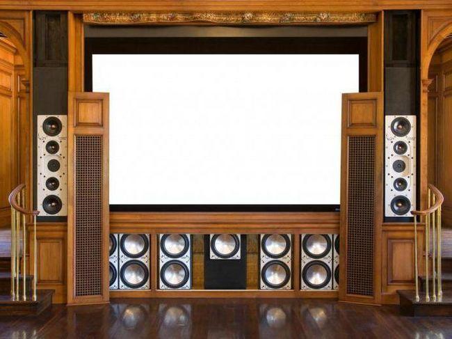 аудіосистеми для дому