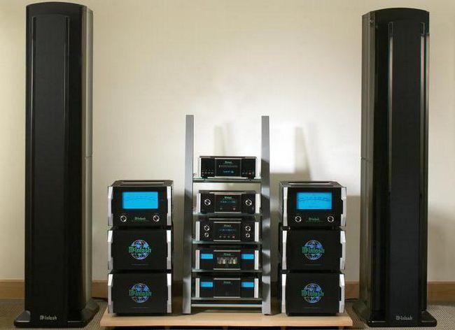 установка аудіосистем