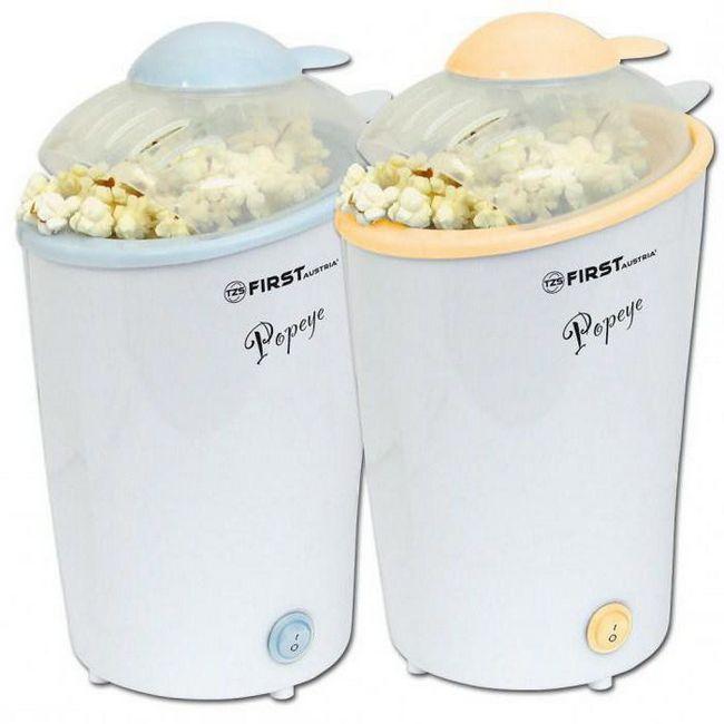автомат для приготування попкорна