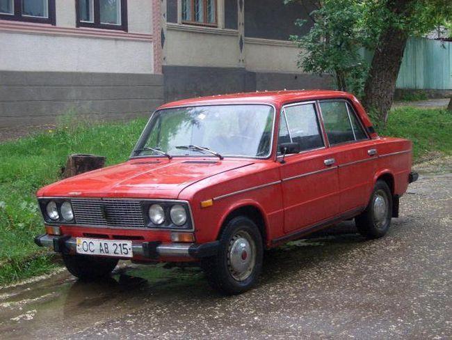 Фото - Автомобіль ВАЗ-21063: характеристики, деталі, ремонт, схема