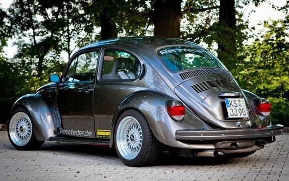 наймасовіший автомобіль volkswagen kaefer