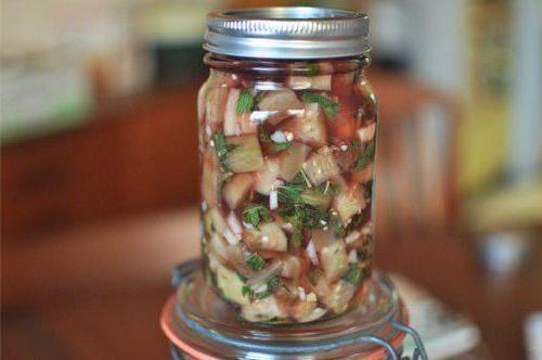 баклажани перець помідори рецепт на зиму
