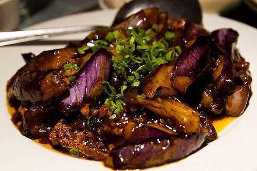 Салат з баклажанів з рисом на зиму