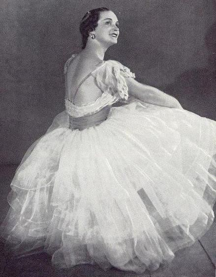 марина Тимофіївна семенова балерина