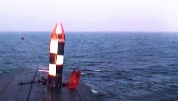 з яких човнів вироблялися пуски ракет синява