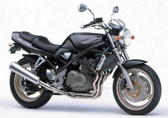 бандит мотоцикл