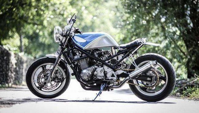 мотоцикл бандит ціна