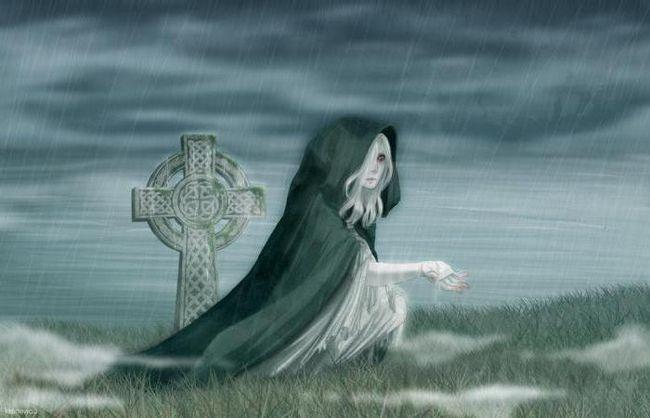 банши ірландська міфологія