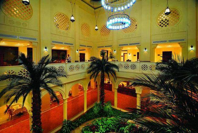 baron resort palms