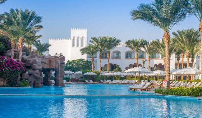 готель baron palms resort