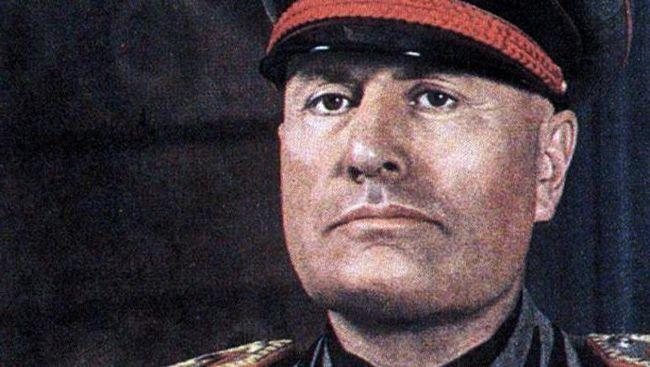 Фото - Беніто Муссоліні: біографія, політична діяльність, сім'я. Основні дати та події його життя