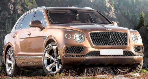 Фото - Bentley Bentayga - легендарний позашляховик з розкішним салоном