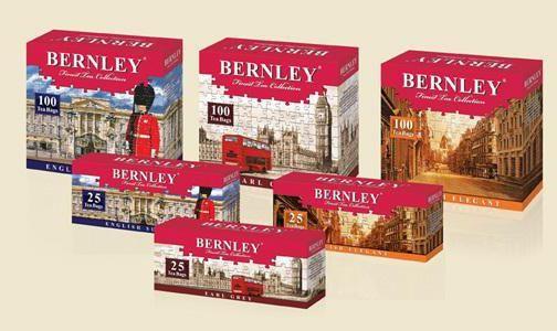 чай Бернлі фото