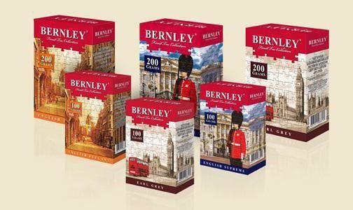 Бернлі чай виробник