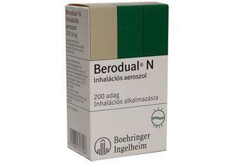 беродуал краплі