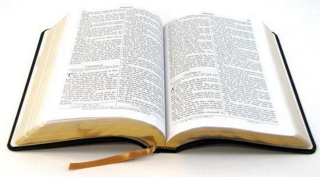 Фото - Біблійні фразеологізми, їх значення і походження